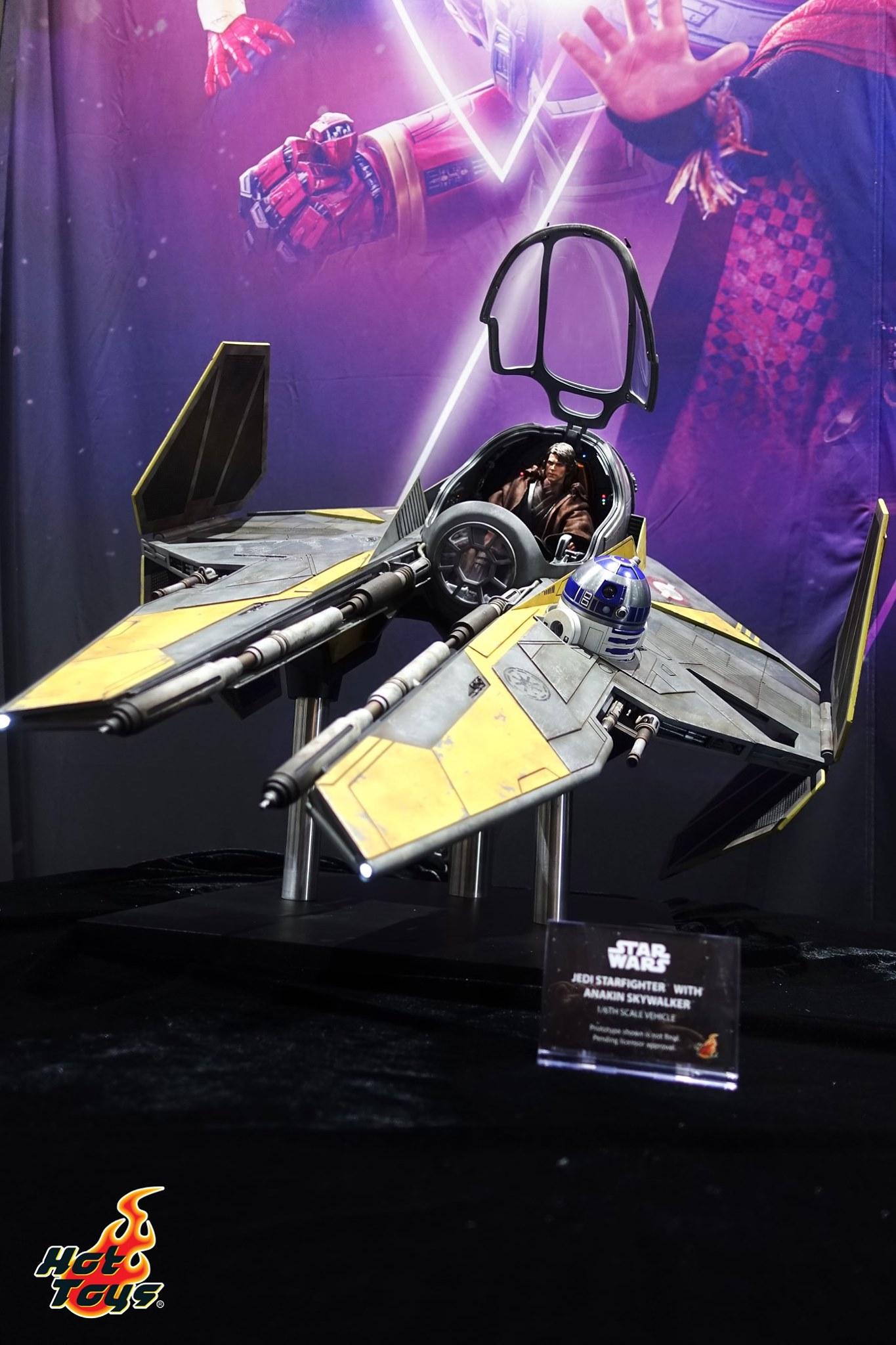 Star Wars Episode III: Jedi Starfighter with Anakin Skywalker