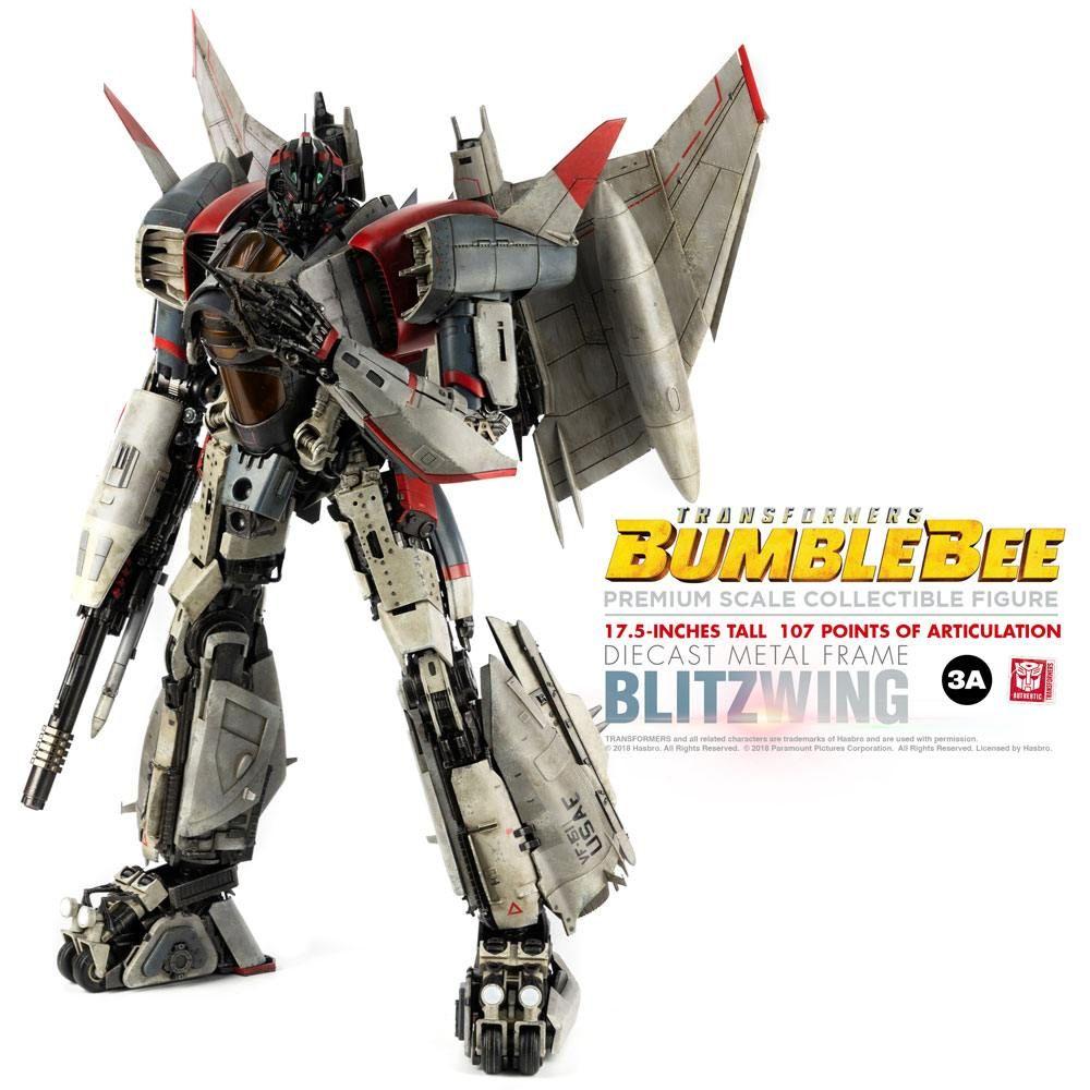 Bumblebee Premium Scale Blitzwing