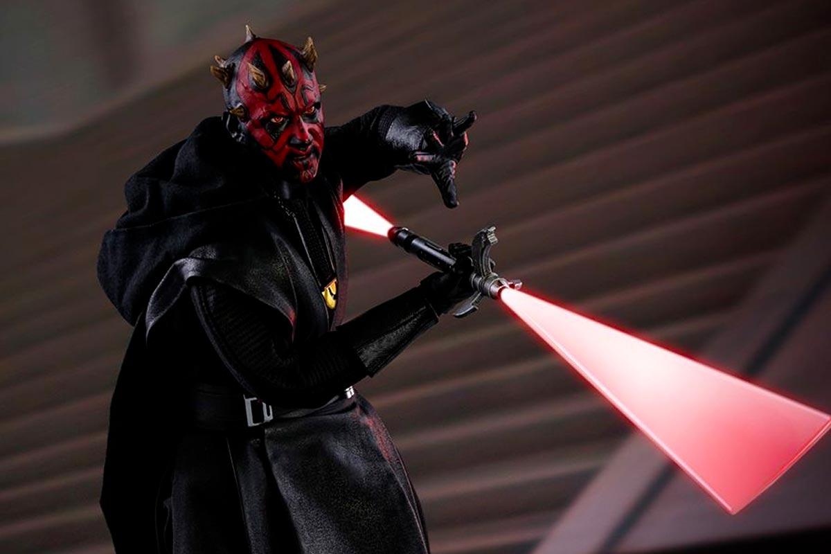 Překvapivá DX novinka od HT –  SOLO: A Star Wars Story – Darth Maul