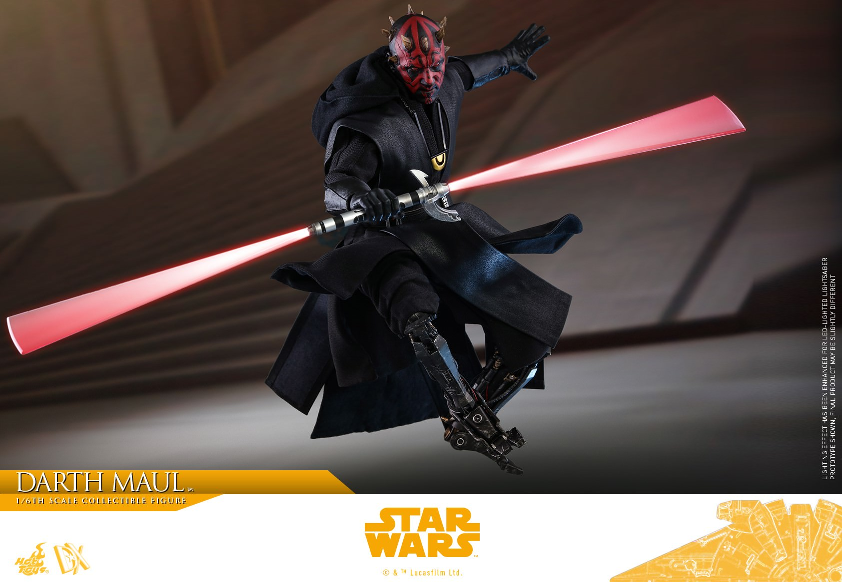 Hot Toys DX 18 Solo : A Star Wars Story – Darth Maul