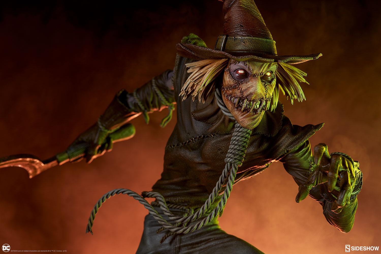 Sideshow představuje Scarecrow Premium Format™ Figure