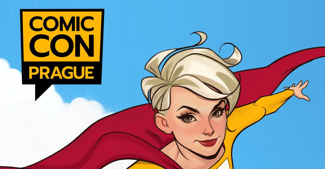 Comic-Con Prague 2020 má termín. Proběhne 7.–9. února 2020