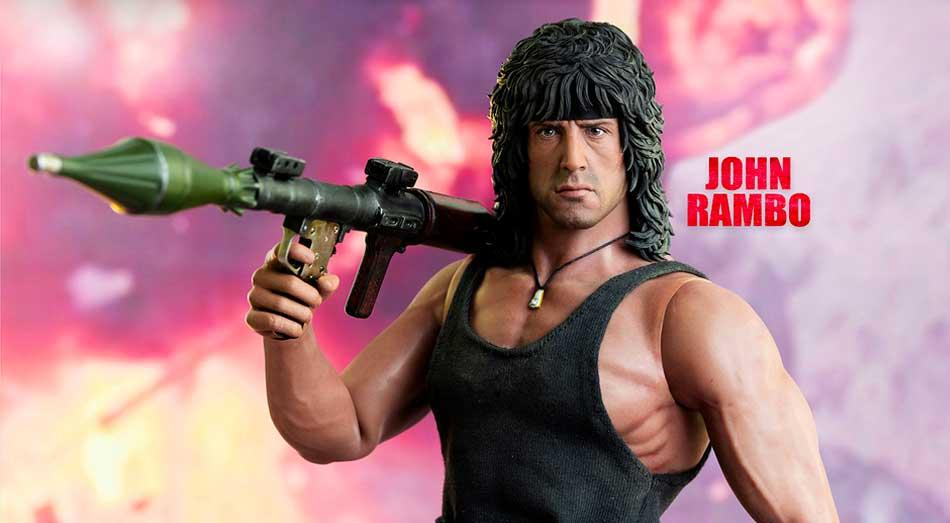 ThreeZero představilo 1/6 John Rambo III, preorder začíná 22. listopadu