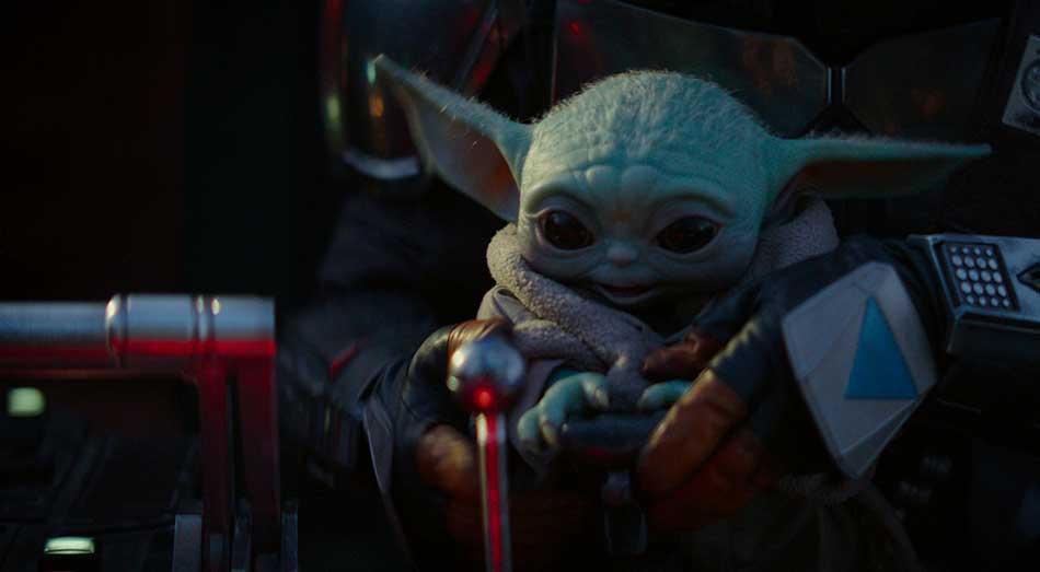 Baby Yoda od Hasbra vyjde až v květnu 2020