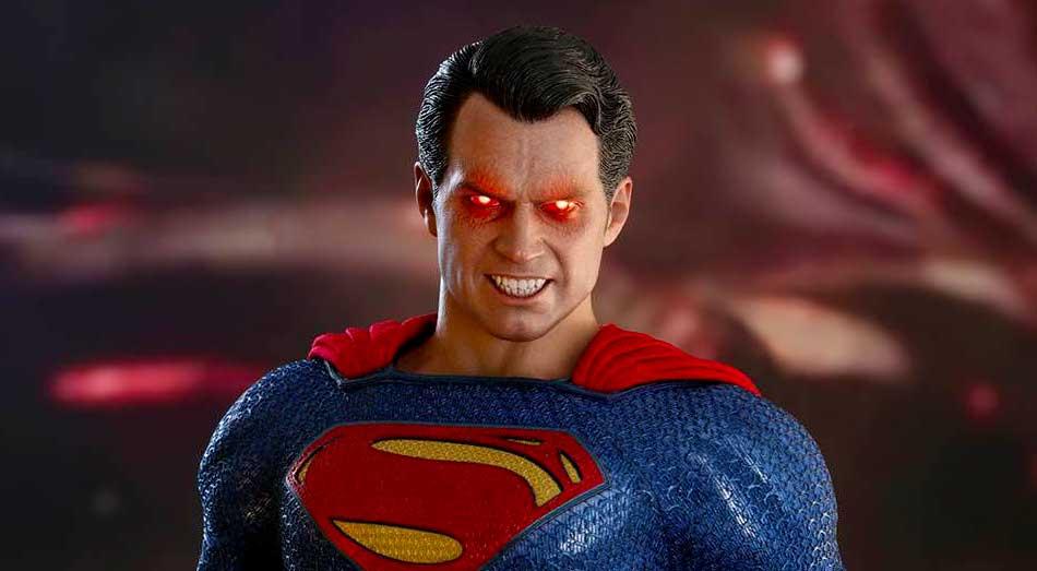 Vánoční dárek od Hot Toys – release Supermana z Justice League