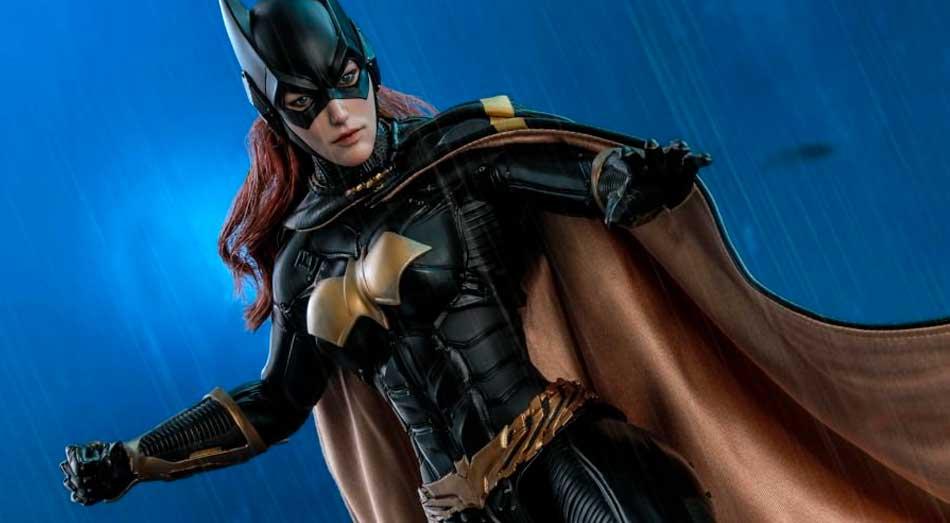 Hot Toys představili VGM 40 Batgirl: Arkham Knight