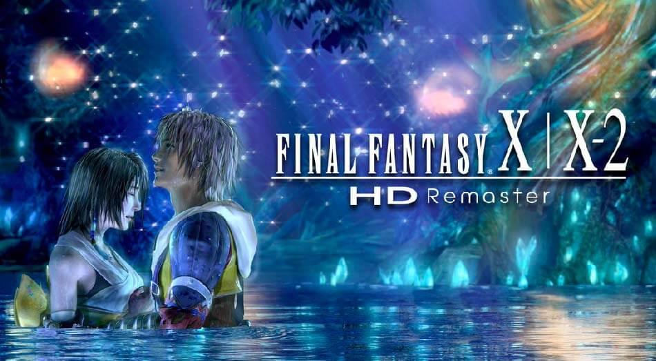 HD Remaster Final Fantasy X si můžete zahrát nově v češtině