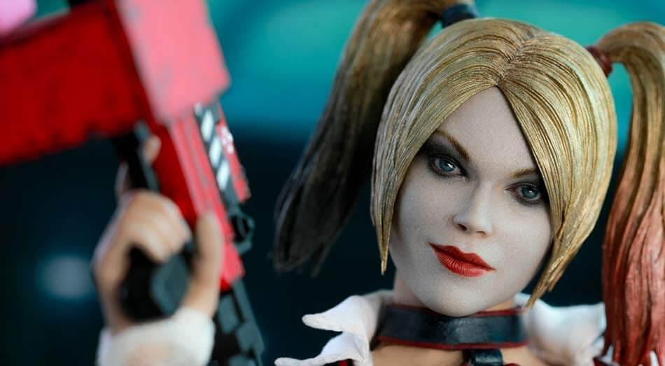 Hot Toys připravují vydání 1/6 Harley Quinn
