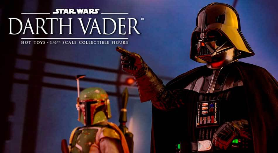 Hot Toys představili reedici MMS 572 Darth Vader z Epizody V