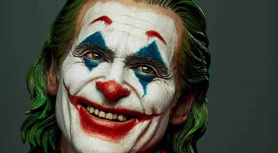 """Prime 1 Studio představilo 1/3 sochu Arthura """"Jokera"""" Flecka"""