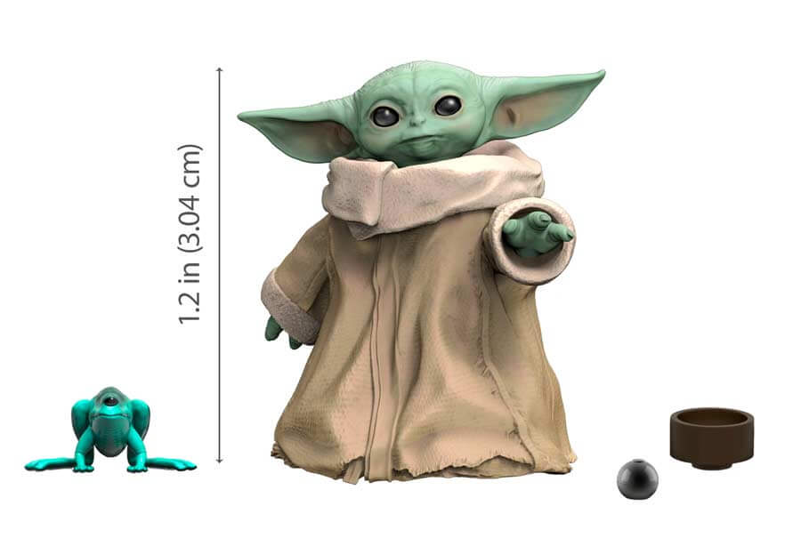 Star Wars: The Black Series 6″ The Child