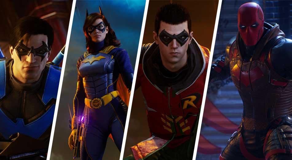 Kdo jsou noví hrdinové herního DC světa?