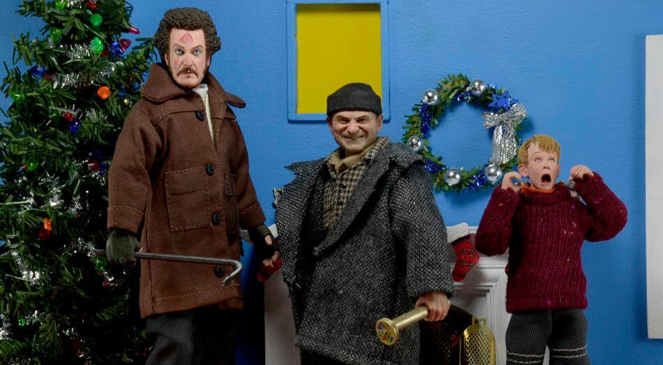 Neca oslaví 30leté výročí filmu Sám doma novými figurkami