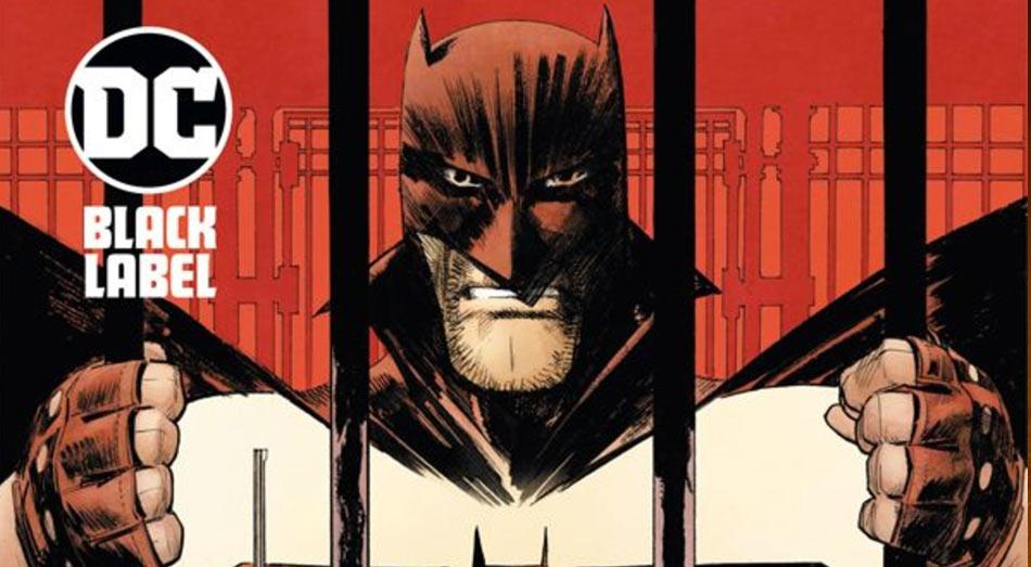Dnes vyšel Batman: Bílý rytíř z DC Black Labelu