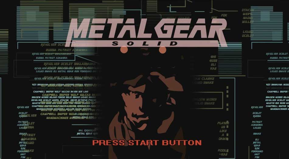Série Metal Gear Solid se vrací v PC verzi