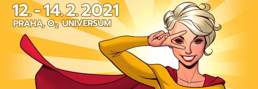 Druhý ročník Comic-Conu Prague potvrzen, bude se konat 12.–14. února 2021