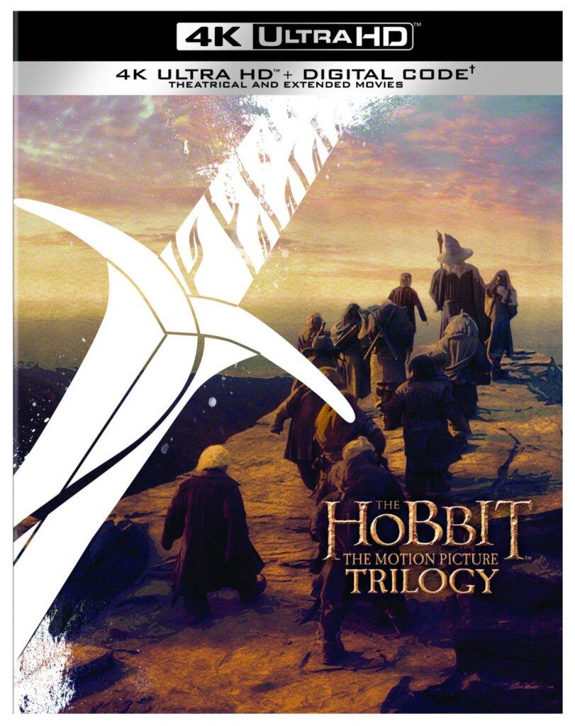 Hobbit - 4K Ultra HD Blu-ray verze