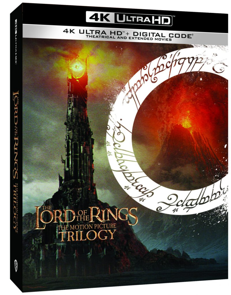 Lord of the Rings - 4K Ultra HD Blu-ray verze