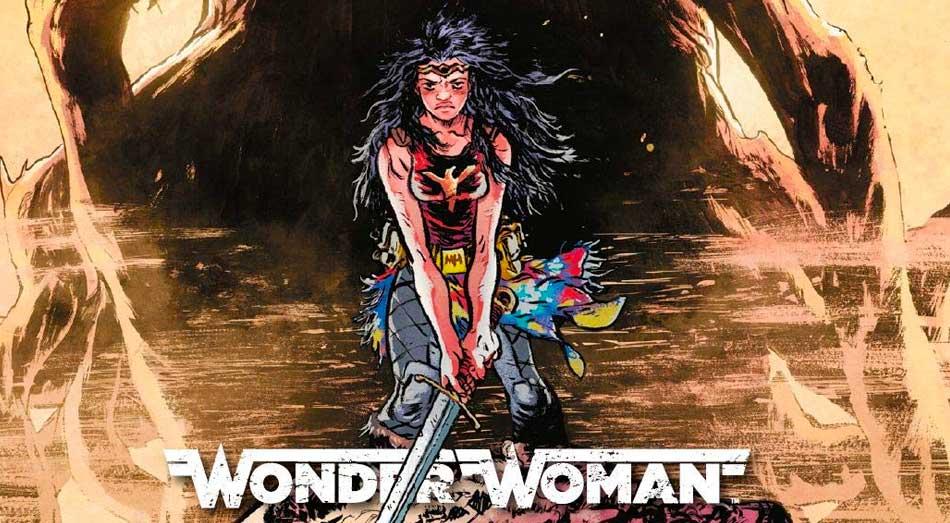 Čtvrtou knihou ze série DC Black Label bude Wonder Woman: Dead Earth