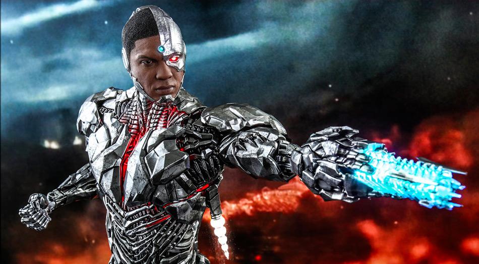 Sběratelé se dočkali, Cyborg od Hot Toys konečně oznámen