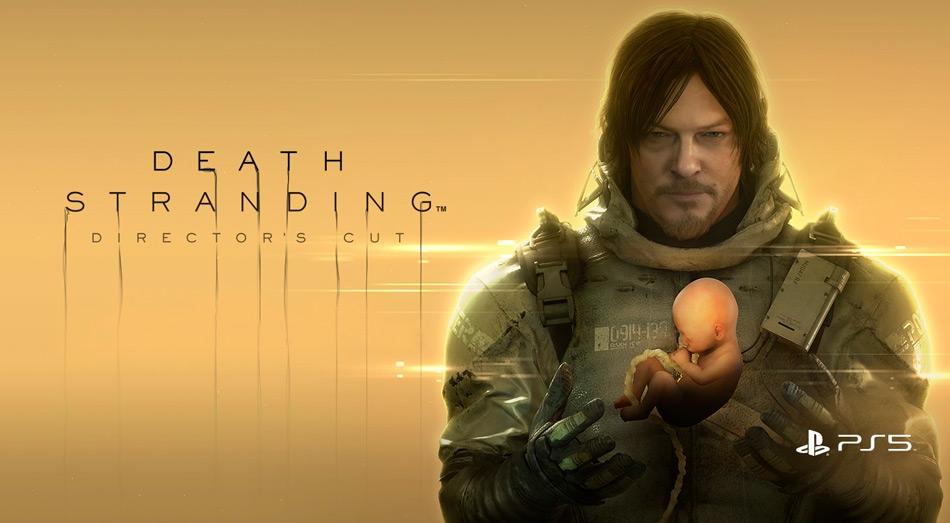 Death Stranding Director's Cut na PS5 vyjde 24. září, nabídne nové funkce i příběhové mise