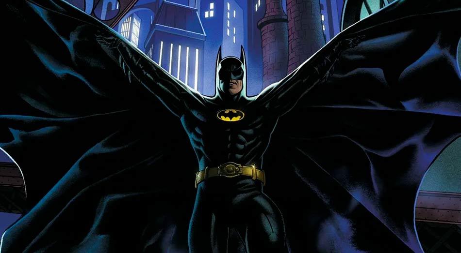 Recenze Batman '89 #1