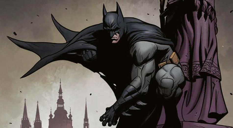 Recenze světového komiksu Batman: Svět