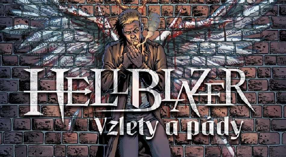 John Constantine se vrací v Hellblazer: Vzestup a pád